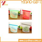 シリコーンの食糧記憶袋。 シリコーンのシーリング袋のシリコーンの台所用品(XY-FS-163)