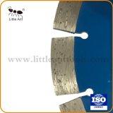Het professionele Gesegmenteerde Blad van de Cirkelzaag van de Diamant van 230mm voor de Steen van het Graniet