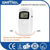 Tipo temperatura do USB da incubadora médica mini e registrador da umidade