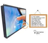 習慣の開いたフレームUSB RS232ポート(MW-421MET)が付いている42インチのタッチ画面LCDのモニタ