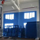 Bleu foncé pour la construction de verre réfléchissant & windows