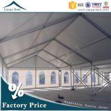 10mx20m教会作業のための頑丈なアルミニウムフレームの結婚披露宴のテント