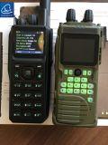 Radio tenuta in mano bassa cifrata di VHF con crittografia AES-256
