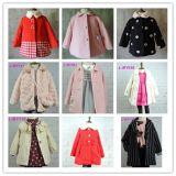 2017 последней фантазии обычной детской одежды из хлопка Wooly девочки попадают на складе одежды для детей
