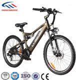 26-дюймовый Muntain велосипед с литиевой батареей