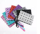 Belüftung-materielle kleine Dreieck-kosmetischer Beutel für Damen