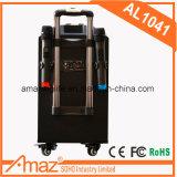 Amaz Bluetooth 또는 무선 Mic 또는 Portable의 최신 판매 트롤리 스피커