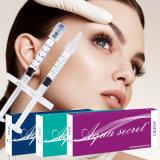 Заполнитель Facial заполнителя Hyaluronic кислоты влияния анти- вызревания безопасный продолжительный Injectable