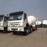 420HP 30ton Sinotruk HOWO 8X4の具体的なミキサーのトラック