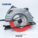 Makute電気Cutiingのツールの円の木製表は見た