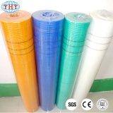 C-Vidro Alcalóide-Resistente do engranzamento da fibra de vidro da isolação de 5 * 5 paredes