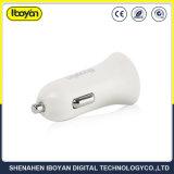 Kundenspezifische einzelne USB-bewegliche Auto-Aufladeeinheit für Handy