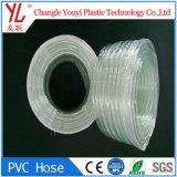 Haute qualité le flexible transparent en PVC souple