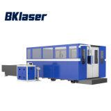 2018 Nouvelle conception feuille métallique haute vitesse machine de découpe laser à fibre