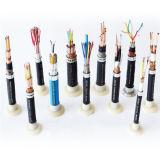 Os Multi-Núcleos 12/20kv XLPE isolaram o cabo distribuidor de corrente blindado grosso Sheathed PVC de fio de aço