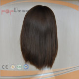 Virgin 머리 실크 최고 유태인 정결한 가발 (PPG-l-00153)