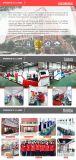 Ledernes Gewebe-hölzerne Furnierholz-Tuch-Laser-Stich-Ausschnitt-acrylsauermaschine