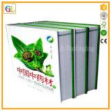 Geschichte-Buch-Drucken mit verpackenkasten (OEM-GL007)