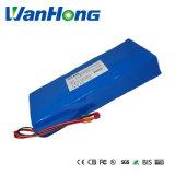 18650 batteria di ione di litio di 48V 6ah per il motorino