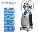 Le prix Cryolipolysis de cellules graisseuses de gel d'Etg50-4s est graisse abdominale 4 Handpiece sûre/gel