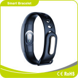 접촉 스크린 심박수 혈압 모니터 Bluetooth 지능적인 팔찌