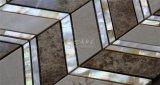 Nuove mattonelle di mosaico del marmo della miscela delle coperture di disegno 2017 300*300mm