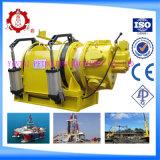 Certifié ABS 10t au large des côtes de l'air treuil de chalut de treuil
