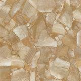Супер лоснистый взгляд застекленный Porcelanato отполированный как мраморный плитки пола