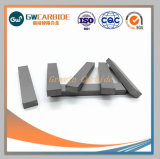K10 K20 K30 Faixa de carboneto de tungsténio fundido sólido esboços de carboneto de Blade