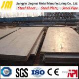 Plaque en acier d'ingénieur extraterritorial de plaque en acier en métal de construction navale de CCS Ah36