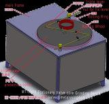 Banco de pulido inmóvil de la base de válvula de Dn25-800mm