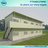 강제노동수용소를 위한 ISO에 의하여 증명서를 주는 고품질 Prefabricated 집