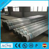 Quadrat-vor galvanisiertes Stahlrohr