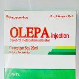 Hypomnesia와 두뇌 무질서를 위한 Piracetam Injection5g/20ml