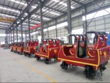 Achtbaan van de Ritten van het Pretpark van China de Goedkope Voor Verkoop