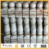 El balaustre de mármol blanco más barato, balaustres de la escalera