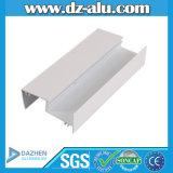 Profil en aluminium pour le dessus Didiver de porte de guichet du marché du Nigéria