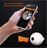 WiFi IPのカメラの無線スマートな赤ん坊のモニタP2pは2つの方法可聴周波球根のVr CCTVのカメラを防水する