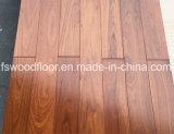 Prefinished 몽고 티크 단단한 나무 마루 - 90X18mm
