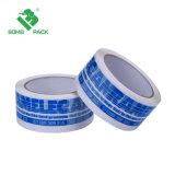 BOPPシーリングカートンのための包装テープ提供の印刷デザイン
