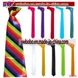 Cravate en Soie tissée Jacquard Tie nouveau mariage étroit8165 Skinny Slim (B)