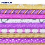60-150 schittert het Kleurrijke Patroon van het micron Film, schittert het CPP In reliëf gemaakte Patroon Film