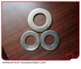 Rondelle 316 DIN125, Uss, SAE 1/4 plate de l'acier inoxydable 304 5/16 3/8 7/16 1/2 9/16 5/8