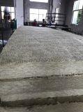 Rockwool feuerfest machende Draht-Faser-Basalt-Mineralfelsen-Wolle-Vorstand-Rohr-Zudecke-Isolierung mit Aluminiumfolie
