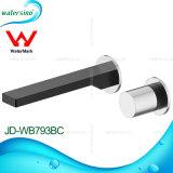 Faucet escondido do chuveiro do cromo do Faucet de bronze dos mercadorias do Watermark de Jd-Ws795b misturador sanitário
