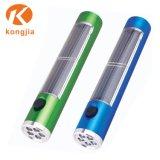 Mini5 LED hellblaue kundenspezifische Sonnenenergie-Fackel des Geschenk-