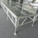 Высококачественный алюминиевый Plexiglass Долив масла для отображения