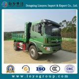 Sinotruk 6 바퀴 Cdw 판매를 위한 가벼운 덤프 트럭