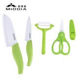 6 штук детского питания режущих инструментов керамические комплекта ножей