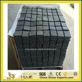 Grigio scuro naturale/nero smerigliatrice/ha lucidato/Bluestone/andesite/pietra/basalto del Hainan/Mongolia/G684/Granite per fare fronte/mattonelle del paracarro/lastricatore/parete